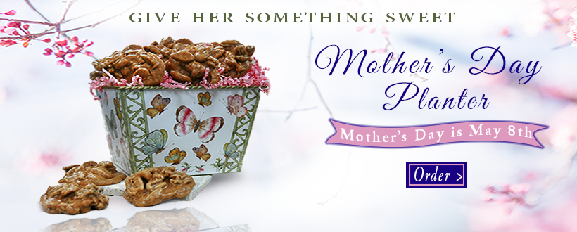 Give her something sweet: our Mother's Day Planter!