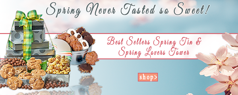 Check out delicious spring sweets
