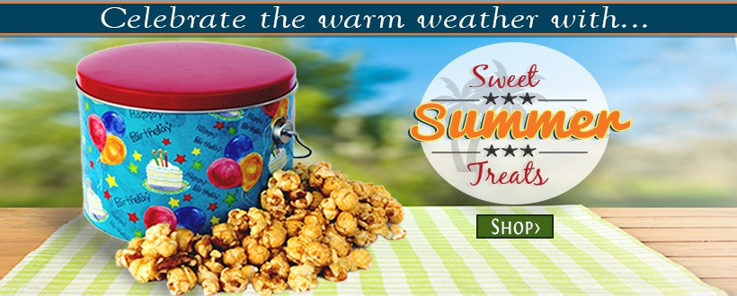 Check out these sweet summer treats!