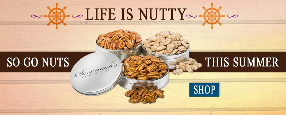 Check out these sweet nutty treats!