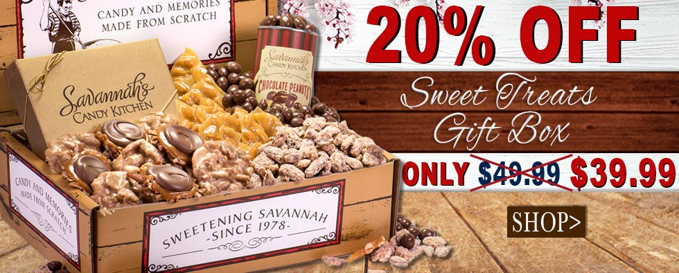 Savannah candy kitchen coupon code