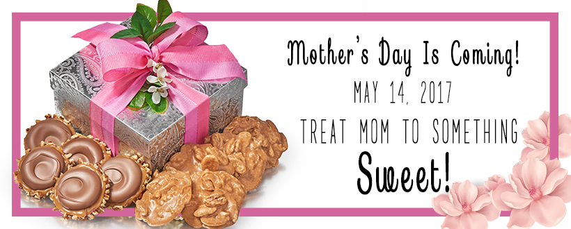 Mother's Day is May 14th!