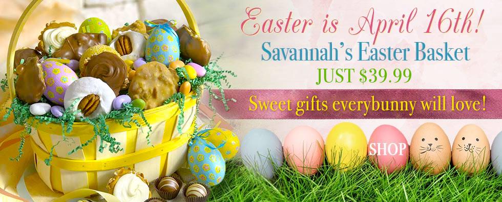 Savannah's Easter Basket