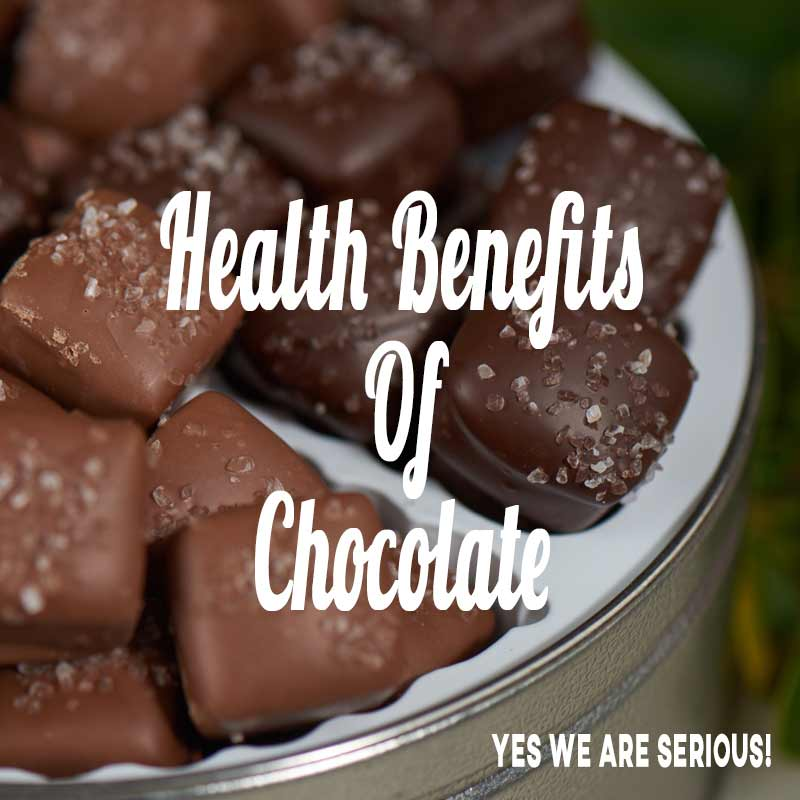 It's National Milk Chocolate Day! Learn all about the benefits of chocolate.