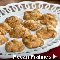 World's Best Pecan Pralines