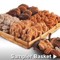 Savannahs Sampler Basket
