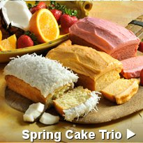 Spring Layer Cake Trio