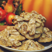 Pumpkin Spice Pralines 9 pc. Gift Box