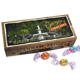 Savannah Taffy Gift Box