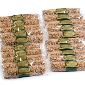 Pecan Log Roll 20 Pack