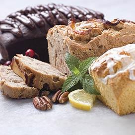 Savannah's Cake Sampler