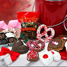 Valentine's Lovers Tin