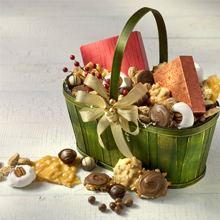 Holiday Hostess Basket