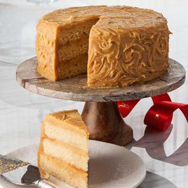 Caramel Cake Baked Goods Savannah Candy