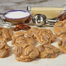 Savannah's Original Pecan Pralines - 9 Piece Gift Box