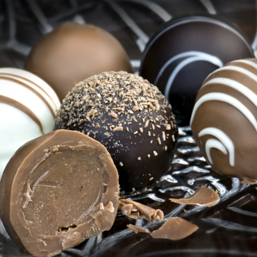 Sugar-Free Chocolate Truffles