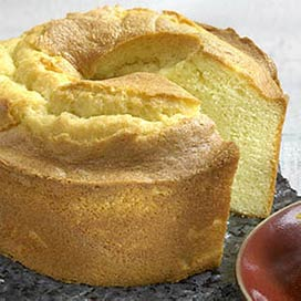 Sour Cream Poundcake