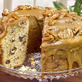 Praline Pound Cakes