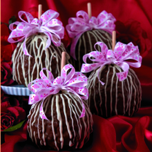 Valentine Sweet Apples