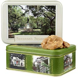 Savannah Praline Tin